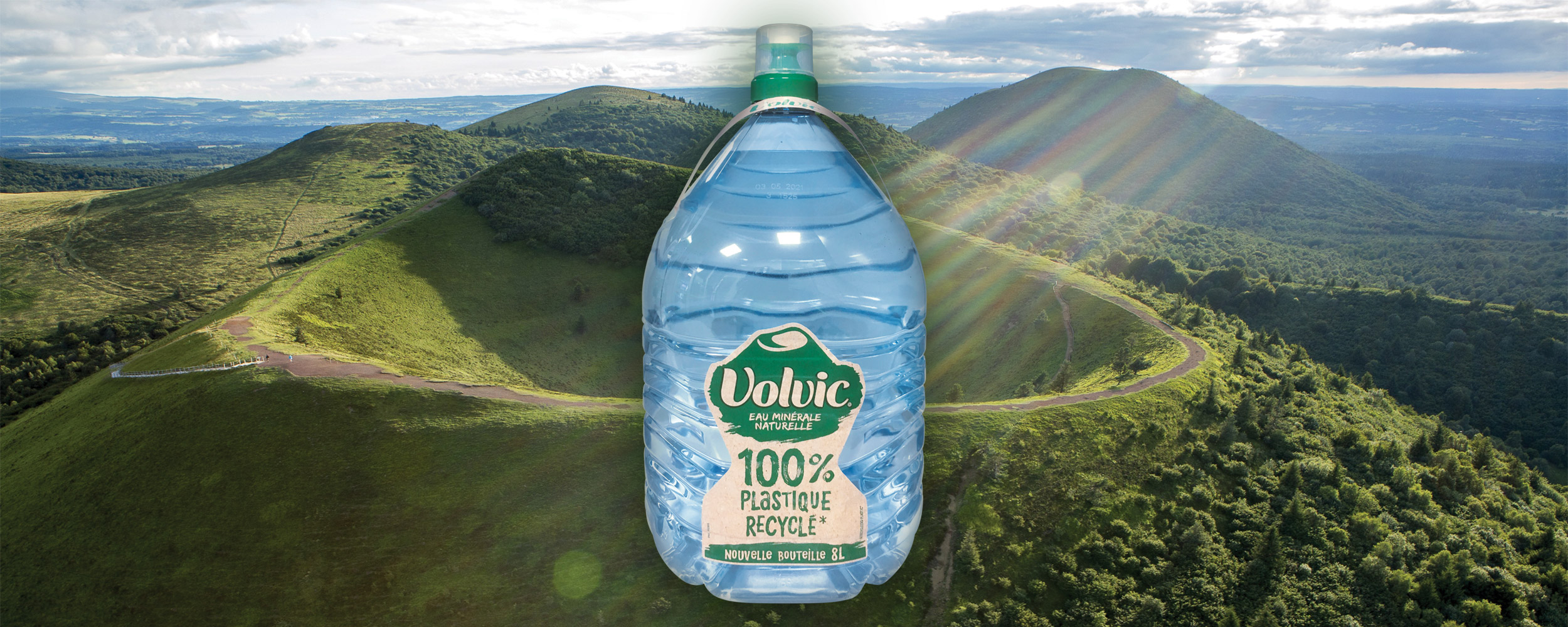 Circular economy in the packaging industry: the case of Societé des Eaux de Volvic