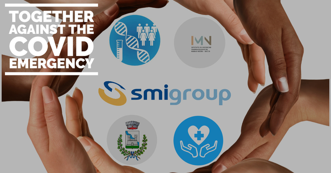 SMI provides donations to the Bergamo region severely affected by the pandemic: Together against the Covid emergency