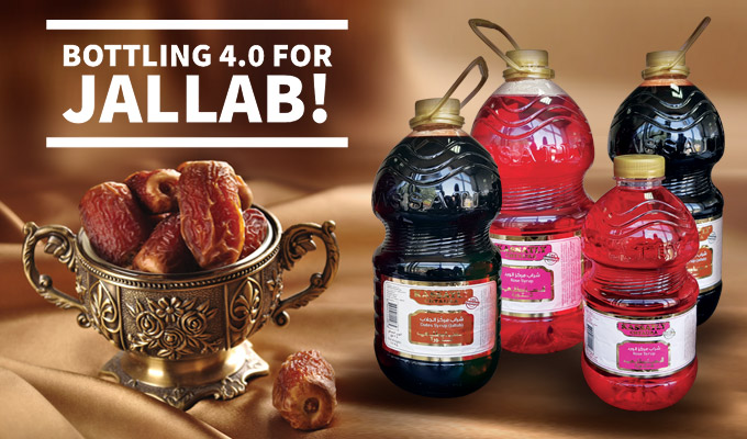 Bottling 4.0 for jallab! The choice of Kassatly Chtaura