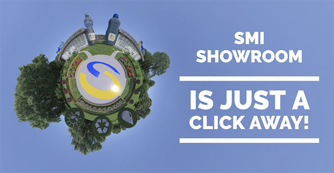 SMI showroom is just a click away… Visit it now!