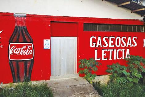 Colombia - Gaseosas Leticia