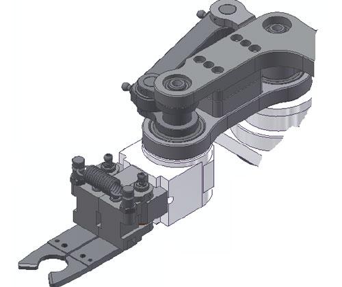 ZF010036 - Atualização do grupo de pinça de nova geração