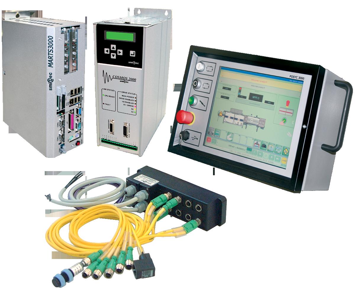 ZF010066/88 - Atualização do sistema de controle para versão 3000
