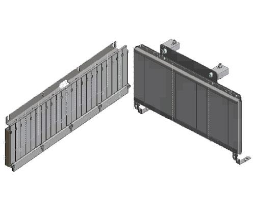 ZF010103 - Painéis termos refletivos de alta eficiência para forno