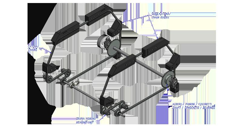 MT500060 – Kit de revisão do grupo Wrapper