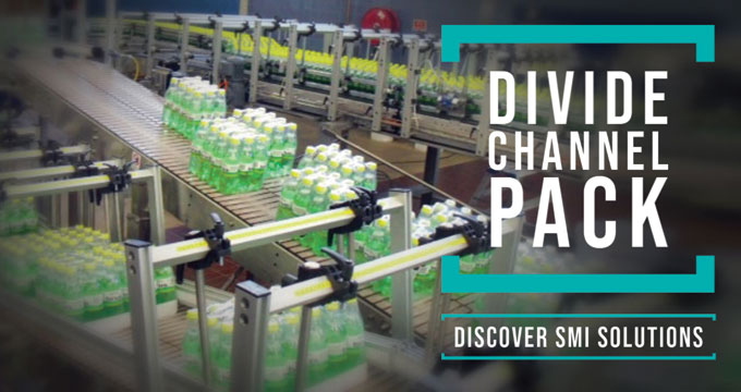 Divide, channel and pack. Discover SMI solutions