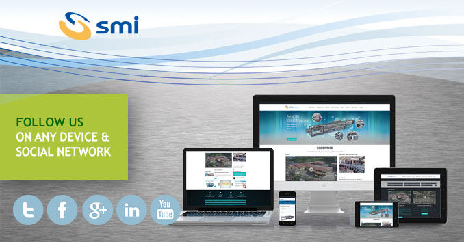 Follow us on any device & social network